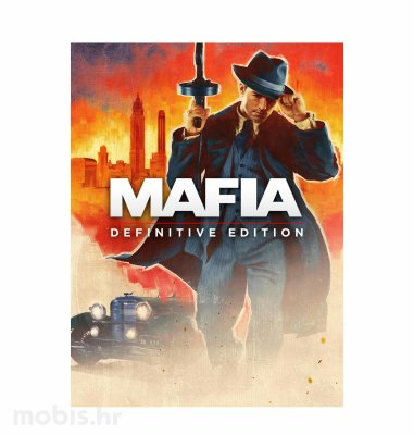 Mafia Definitive Edition igra za Xbox One