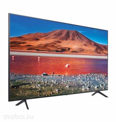 Samsung LED TV UE50TU7172 UHD SAT: srebrni