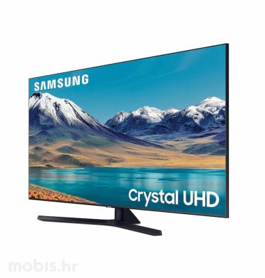 Samsung LED TV UE55TU8502 UHD SAT: crni