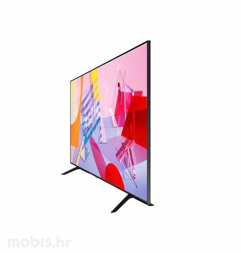 Samsung QLED TV QE55Q60TA UHD: crni