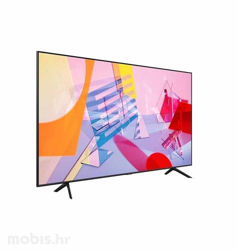 Samsung QLED TV QE58Q60TA UHD: crni