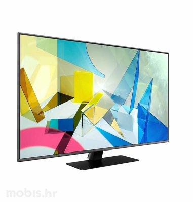 Samsung QLED TV QE65Q80TA UHD: srebrni