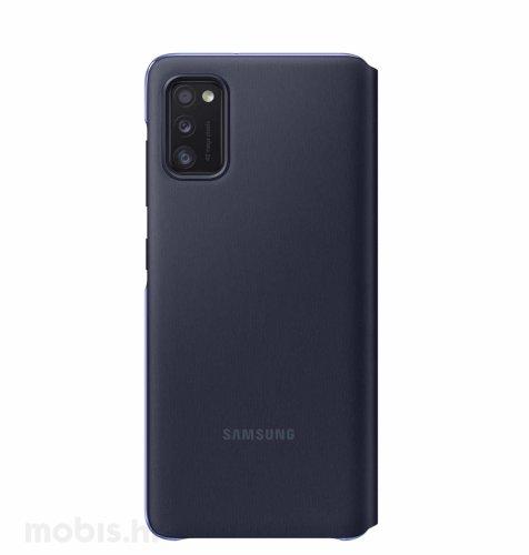 S View preklopna maska za uređaj Samsung Galaxy A41: crna