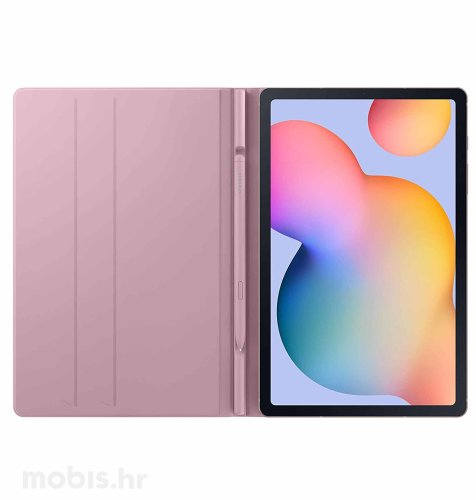 Zaštitni book cover za Samsung Tab S6 lite (T610): rozi