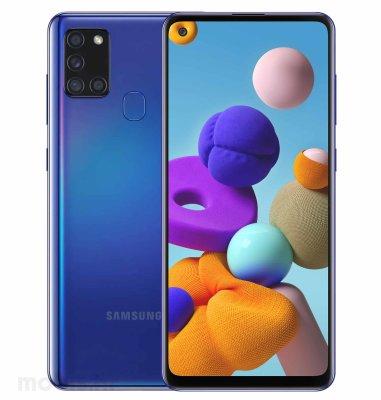 Samsung Galaxy A21s 3GB/32GB: plavi