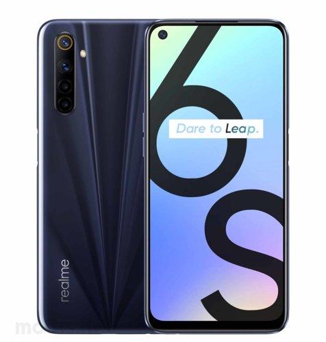 Realme 6S 4GB/64GB: crni