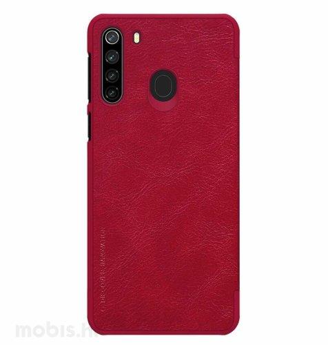 Preklopna maskica za Samsung A21: crvena
