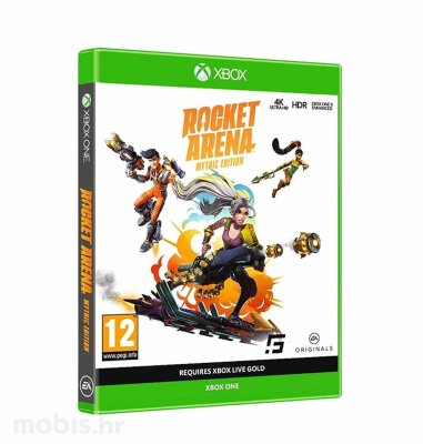 Rocket Arena Mythic Edition igra za Xbox One