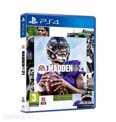 Madden NFL 21 igra za PS4