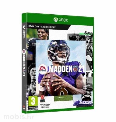 Madden NFL 21 igra za Xbox One