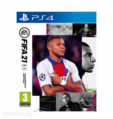 FIFA 21 Champions Edition igra za PS4