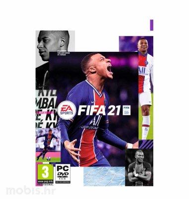 FIFA Ultimate Team 21 2200 FIFA points za PC