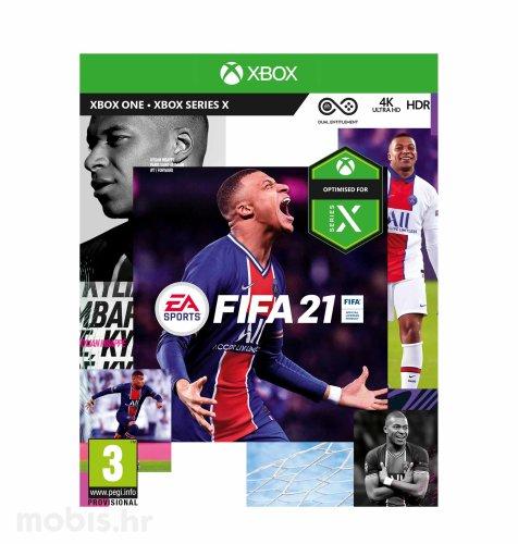 FIFA 21 igra za Xbox One