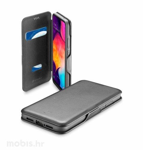 Cellularline preklopna maskica za Samsung Galaxy A41: crna