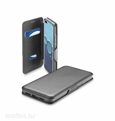 Cellular line preklopna maskica za Huawei P40: crna