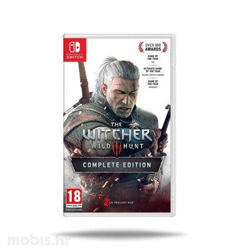 The Witcher 3: Wild hunt Complete Edition igra za Switch