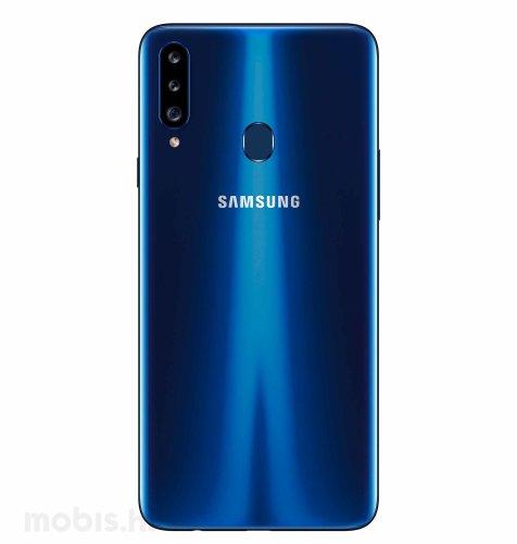 Samsung Galaxy A20s Dual SIM 3GB/32GB: plavi