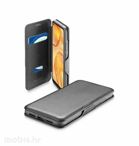 Cellular line preklopna maskica za Huawei P40 lite: crna