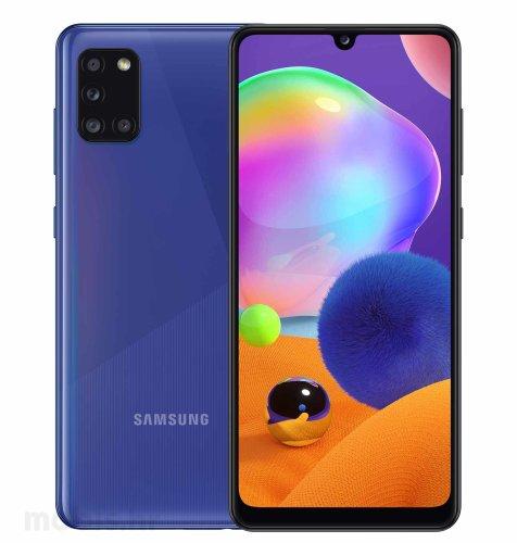 Samsung Galaxy A31 4GB/64GB: plavi + powerbank
