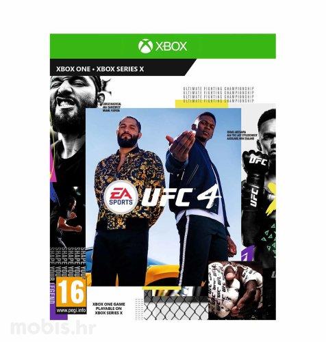 UFC 4 igra za Xbox One