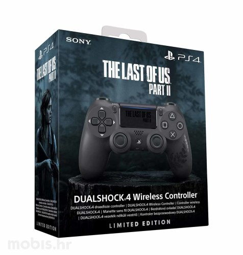 PS4 DualShock kontroler v2 The Last Of Us II Edition
