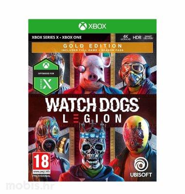 Watch Dogs Legion Gold Edition igra za Xbox One