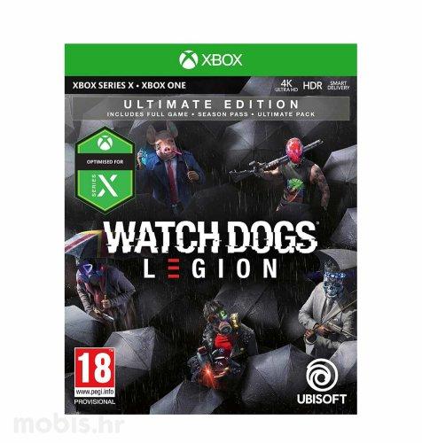 Watch Dogs Legion Ultimate Edition igra za Xbox One