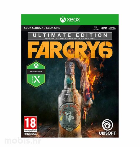 Far Cry 6 Ultimate Edition igra za Xbox