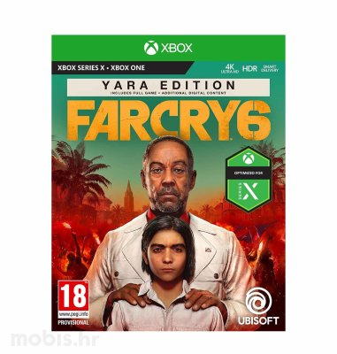 Far Cry 6 Yara Special Edition igra za Xbox