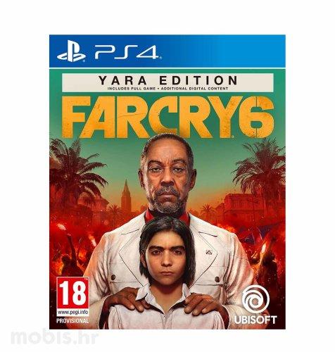 Far Cry 6 Yara Special Edition igra za PS4