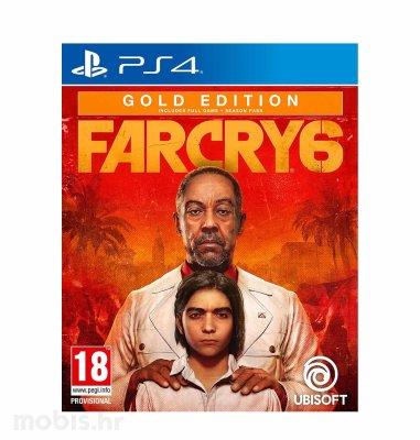 Far Cry 6 Gold Edition igra za PS4