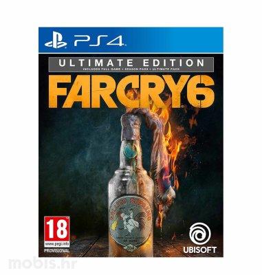 Far Cry 6 Ultimate Edition igra za PS4