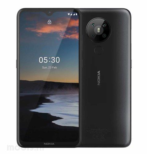 Nokia 5.3 4GB/64GB Dual SIM: crna