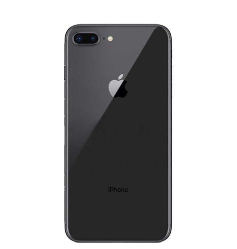 Apple iPhone 8 Plus 128GB: sivi