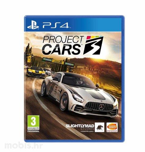 Project Cars 3 Standard Edition igra za PS4