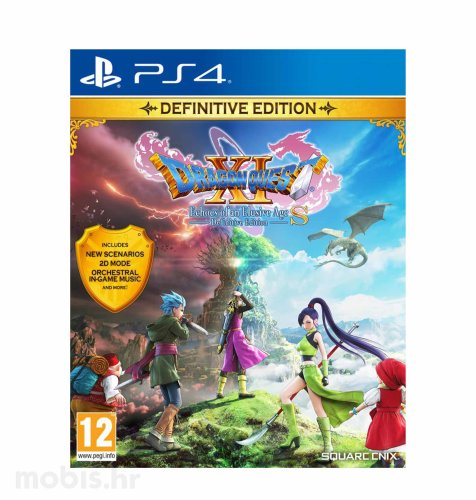 Dragon Quest XI: Echoes of an Elusive age Definitive Edition igra za PS4