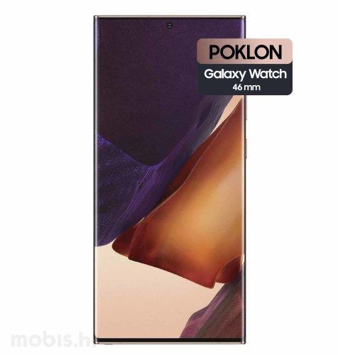 Samsung Galaxy Note 20 Ultra 12GB/256GB: mistično brončana + Samsung Watch R800