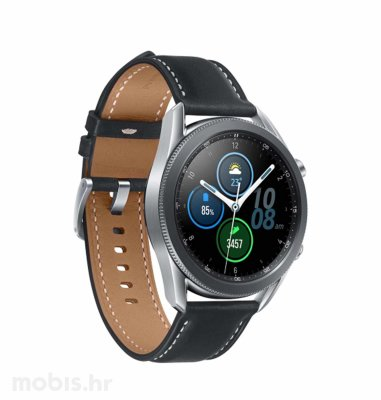 Samsung Galaxy Watch 3 (41 mm): mistično srebrni