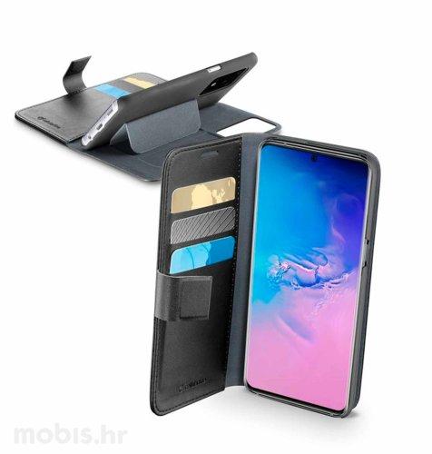 Cellular line preklopna zaštita za Samsung Galaxy S20 Ultra: crna