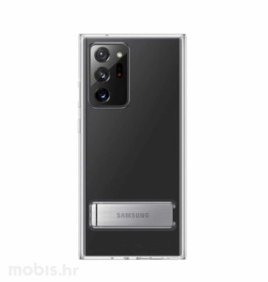 Zaštitna maska za Samsung Galaxy Note 20 Ultra: prozirna