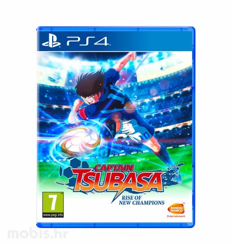 Captain Tsubasa: Rise of new Champions Collector's igra PS4