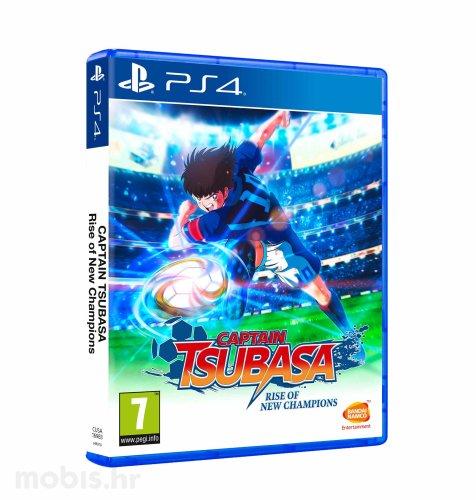 Captain Tsubasa: Rise of new Champions igra PS4