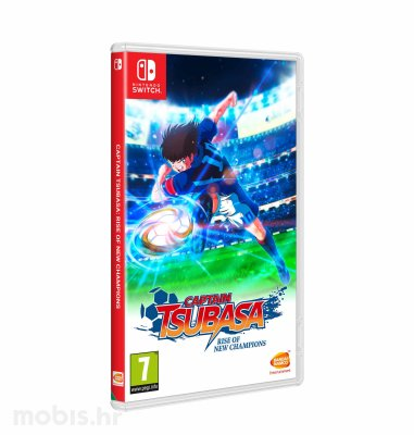 Captain Tsubasa: Rise of new Champions igra Switch