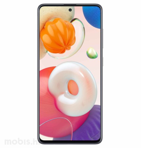Samsung Galaxy A51 4GB/128GB Dual SIM: srebrni