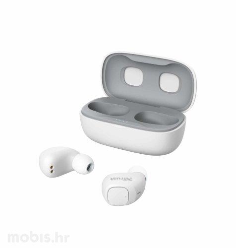 Trust Nika Compact bežične slušalice: bijele