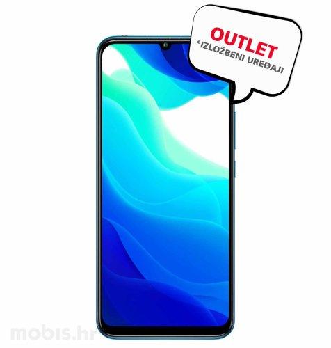 OUTLET: Xiaomi Mi 10 lite 5G 6GB/64GB: plavi