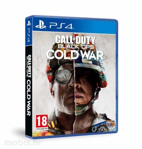 Call of Duty: Black Ops Cold War igra za PS4