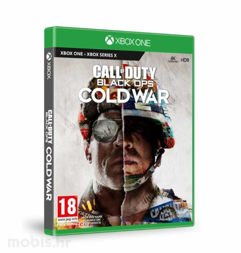 Call of Duty: Black Ops Cold War igra za Xbox One