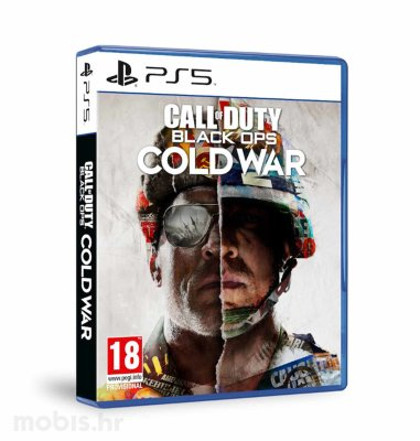 Call of Duty: Black Ops Cold War igra za PS5