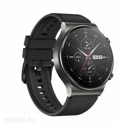 Huawei Watch GT 2 Pro: crni